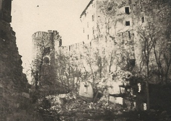 04 bastioni occidentali castello novembre 1917.jpg