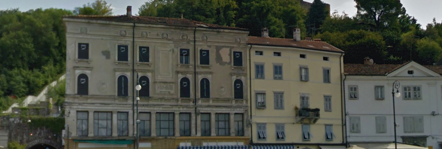 Palazzo Paternolli  and the Michelstaedter attic