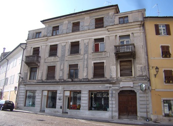Casa di Carolina Luzzatto