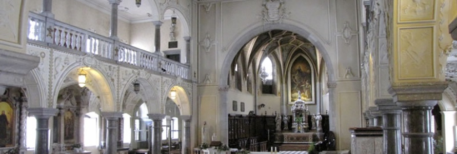 The Gorizia Cathedral: Sant'Ilario and Taziano Church